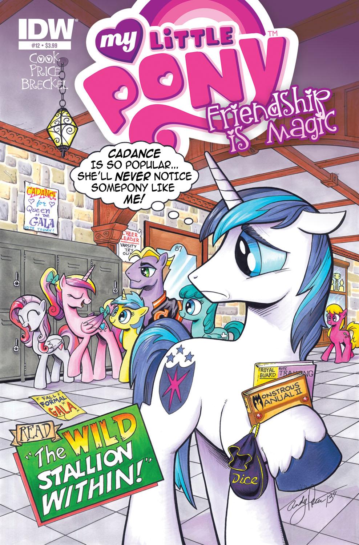 My Little Pony: Friendship is Magic #12, #13 e Spike ...
