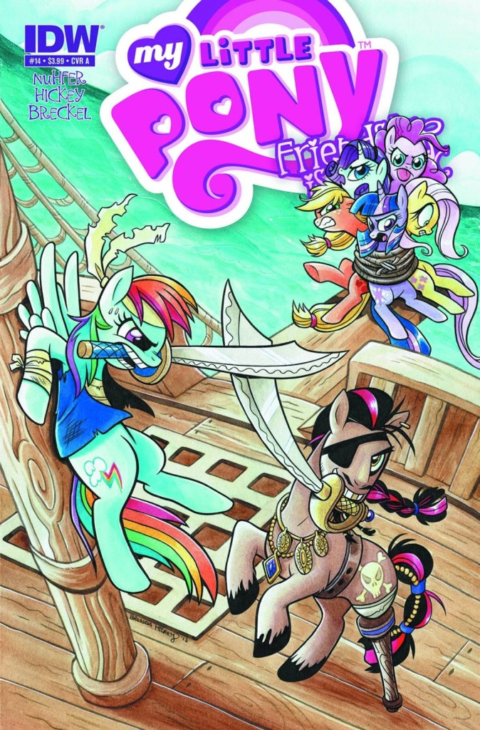 My Little Pony IDW 14 Cover A