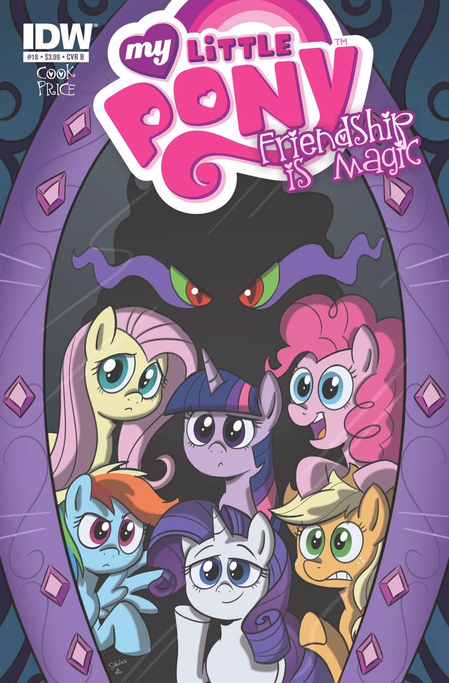 My Little Pony: Friendship is Magic, Vol. 2 - IDW Publishing
