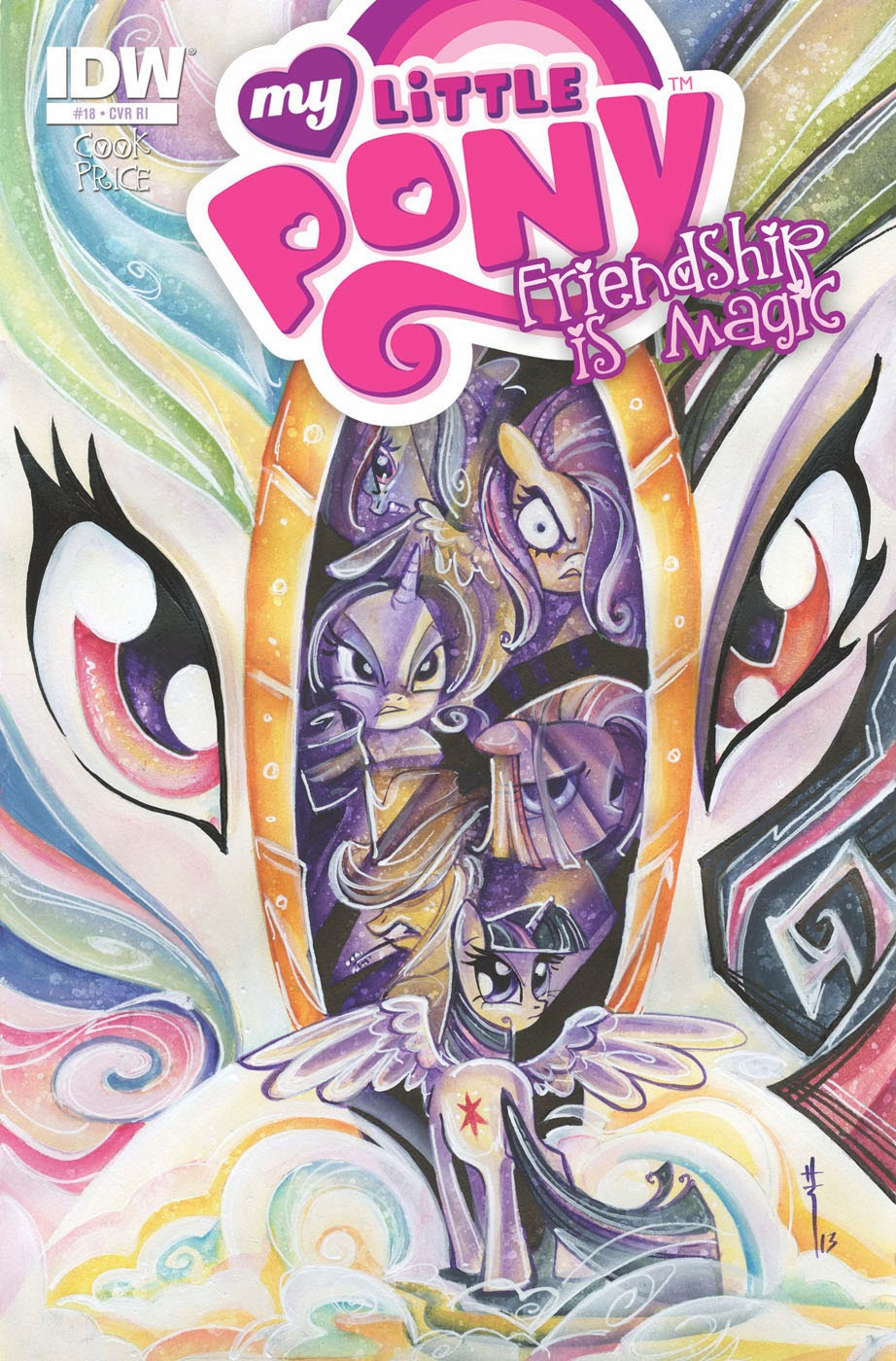 My Little Pony Friendship Is Magic 18 E Friends Forever