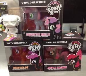Funko+CMC+Glitter+Ponies