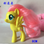 new-brushables-celestia-fluttershy-lyra-applejack-twilight-sparkle-models-2