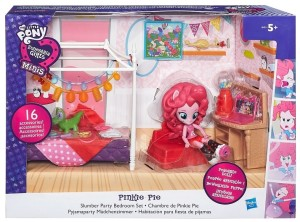 Pinkie Pie set
